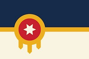 Realize Information Technology - Tulsa flag