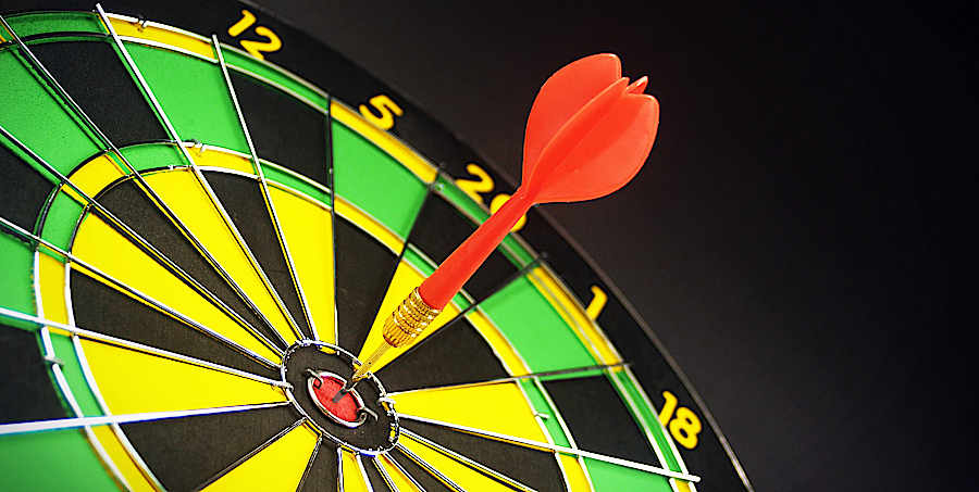 bullseye-target-Realize-Information-Technology